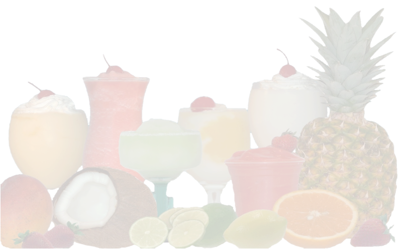 Frozen Drink Machine Rentals - Tropic Freeze